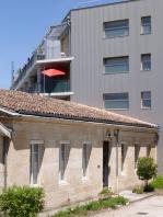 Oréa, logements sociaux pour Aquitanis, Le Bouscat (Gironde)